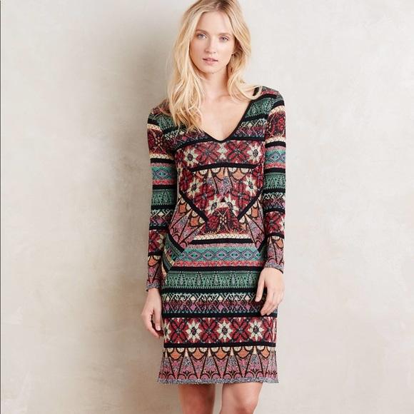 227136d99c0 Anthropologie Dresses   Skirts - Amazing Cecilia Prado Sweater Dress